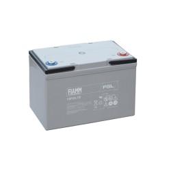 Batteria FIAMM AGM 70Ah per pannelli solari fotovoltaici [12FGL70]