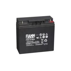 Batteria FIAMM AGM 18Ah pannelli solari fotovoltaici [FG21803]