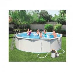 Kit solare per piscina fuori terra - pompa da 35W