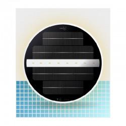 Lampada solare subacquea per piscine