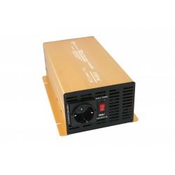 Inverter onda sinusoidale pura 1000W 24V con USB