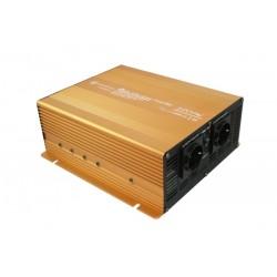 Inverter onda sinusoidale pura 2000W 24V - 220Vca con USB