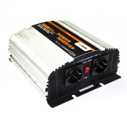 Inverter onda modificata 24V-230V 1000W [picco 2000W] uscita USB