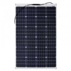 Pannello solare semi-flessibile 120W 12V barca