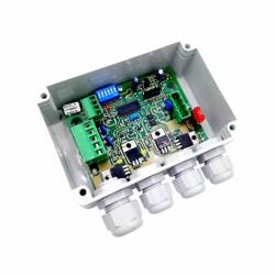 Regolatore fotovoltaico PWM Western Co. per pannelli fino a 180W/12V per...