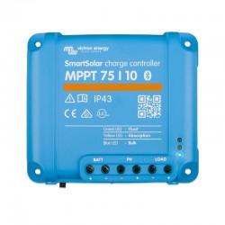 Regolatore di carica MPPT Victron energy SMARTSOLAR 10A [MPPT-75/10]