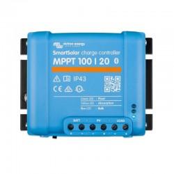 Regolatore di carica MPPT VictronEnergy SMARTSOLAR 20A [MPPT-100/20]