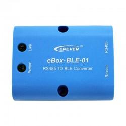 Scheda di collegamento Bluetooth regolatori EpSolar [eBox-BLE-01]