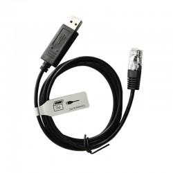 Cavo USB RS485 collegamento PC regolatori Epsolar TRACER e LS