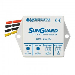 Regolatore di carica PWM Morningstar SunGuard 4,5A [SG4]