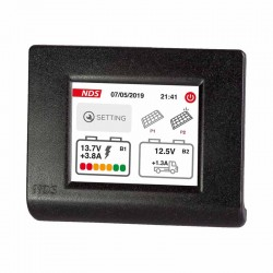 Display a colori touch-screen per regolatore SC320M NDS Energy [DT002]