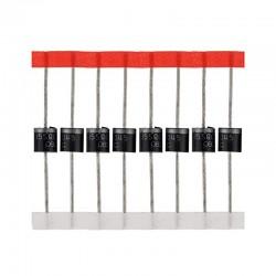 Diodo di blocco Schottky da 10A per pannelli solari (2Pz 4Pz 10Pz)