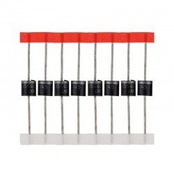 Diodo di blocco Schottky da 15A per pannelli solari (2Pz 4Pz 10Pz)