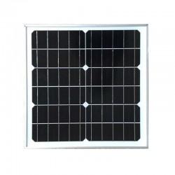 Pannello solare fotovoltaico 2,4W 6V