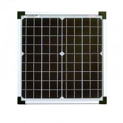 Pannello solare fotovoltaico 5W 12V Monocristallino