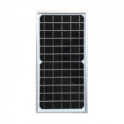 Pannello solare fotovoltaico 9W 6V