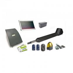 Kit apricancello solare per cancello monobattente – max 260kg