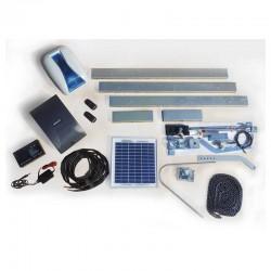 Kit solare automazione apertura garage