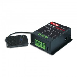 Power Switch NDS - Deviatore Stacca batterie per 2 batterie servizi...