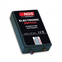 Electronic Switch NDS - Interruttore elettronico 12V [INT12T]