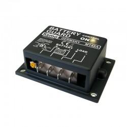 Stacca batterie KEMO 12V 10A-20A con tensione regolabile [M148A]