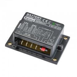 Protettore batterie automatico KEMO 12V/24V 20A max 40A [M148-24]