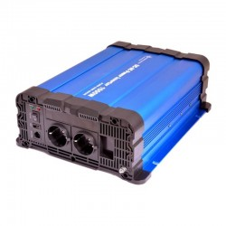 Inverter onda sinusoidale pura 1500W 12V con DISPLAY