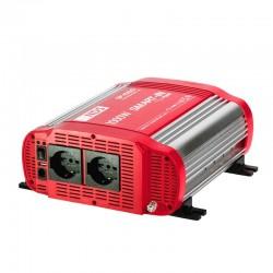 Inverter Smart-in NDS onda sinusoidale pura 1000W 12V [SP1000-12]