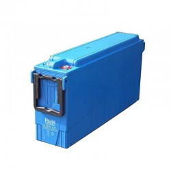 Batteria FIAMM GEL pannelli solari fotovoltaici 100Ah [12SMG100]