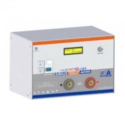Sistema di accumulo a supercondensatori Sirius 465Wh 12V