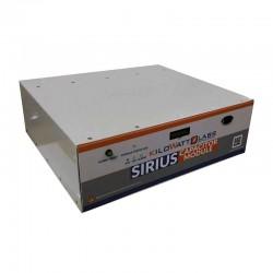Sistema di accumulo a supercondensatori Sirius 7,1kWh 48V