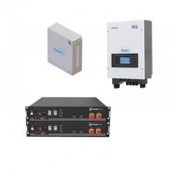 Sistema storage ZCS Azzurro 4,8 kWh