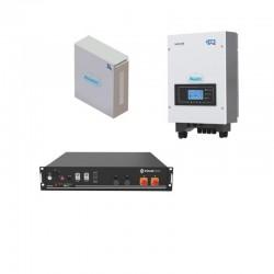 Sistema storage ZCS Azzurro 2,4 kWh