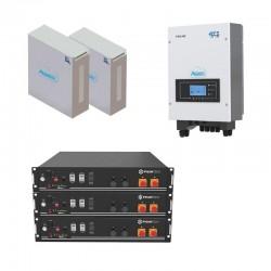 Sistema storage ZCS Azzurro 7,2 kWh