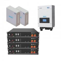 Sistema storage ZCS Azzurro 9,6 kWh