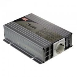 Inverter onda sinusoidale pura Mean Well 200W 12VAC 230V [TS200/212B]