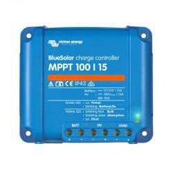 Regolatore di carica MPPT Victron energy BLUESOLAR 15A [MPPT-100/15]