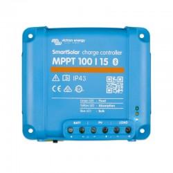 Regolatore di carica MPPT Victron energy SMARTSOLAR 15A [MPPT-100/15]