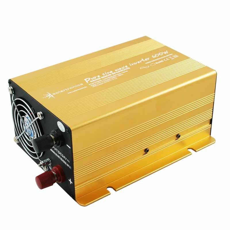 Inverter onda sinusoidale pura 600W 24V con USB