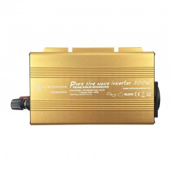 Inverter onda sinusoidale pura 300W 24V con USB