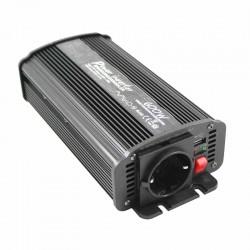 Inverter onda modificata 12V-230V 600W (picco 1200W) uscita USB