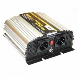 Inverter onda modificata 12V-230V 1500W (picco 3000W) uscita USB