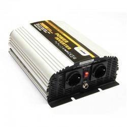 Inverter onda modificata 12V-230V 2000W (picco 4000W) uscita USB