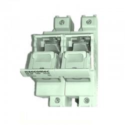 Portafusibile 100A fusibili 22x58 per sezionamento batterie