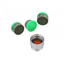 Kit risparmio idrico - Aeratori rompigetto (riduttori di flusso)