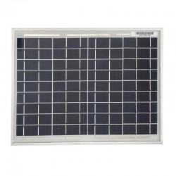 Pannello solare fotovoltaico 10W 12V Policristallino [SUN10P]