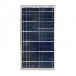 Pannello solare fotovoltaico 30W 12V Policristallino [SUN30P]
