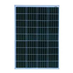 Pannello solare fotovoltaico 100W 12V Policristallino [SUN100P]