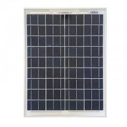 Pannello solare fotovoltaico 20W 12V Policristallino [SUN20P]