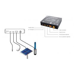 Kit pompaggio solare Lorentz PS2-100_HR14- max 40m - max 1,1mc/h